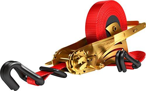 Kerbl Quickloader Automatikzurrgurt Spanngurt Zurrgurt TÜV zertifiziert D-Ring