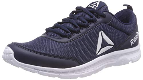 Reebok Speedlux 3.0, Zapatillas de Running Hombre, Azul (Collegiate Navy/White Collegiate Navy/White), 48.5 EU