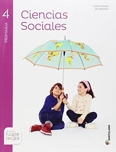 Ciencias Sociales + Atlas de la Comunidad de Madrid (4º Primaria)