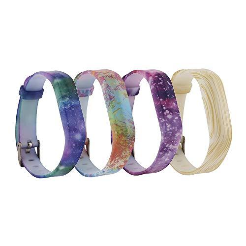 Fit-power Bracelet de rechange pour Fitbit Flex 2, 4A