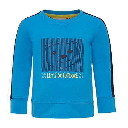 LEGO Duplo LWTERRENCE c T-Shirt Manches Longues, Bleu (Azul 539), 86 Bébé garçon