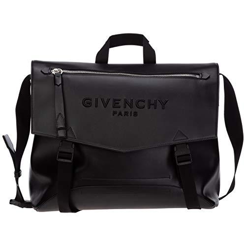 Givenchy herren downtown Umhängetasche nero