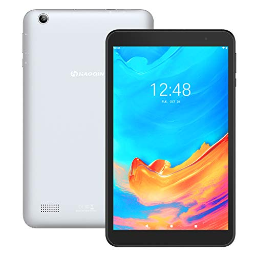 tablet google Tablet 8-Pollici Android 9.0 32GB - HAOQIN H8 Pro Tablet PC 2GB RAM Quad Core HD IPS Display WiFi Bluetooth Google Certified (Grigio)