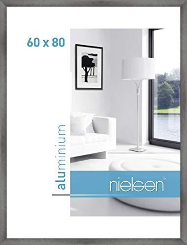 Nielsen Aluminium Wechselrahmen Cambio, 60 x 80 cm, Florentiner Grau