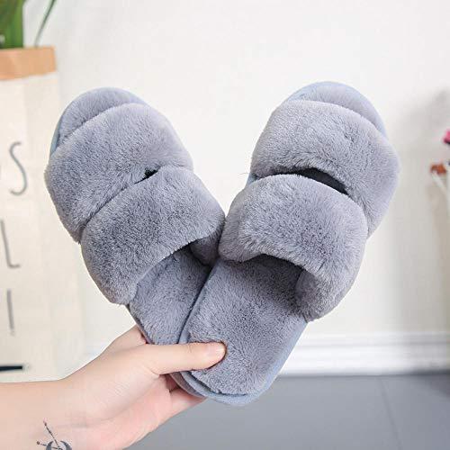 slippers pack,Estilo japonés simple algodón y lino lavable a máquina silencioso piso de madera fondo suave interior hogar silencioso cuatro estaciones hombres y mujeres zapatillas de algodón-marron o