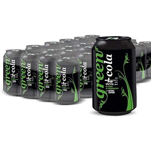 Green Cola 24 latas de 33cl