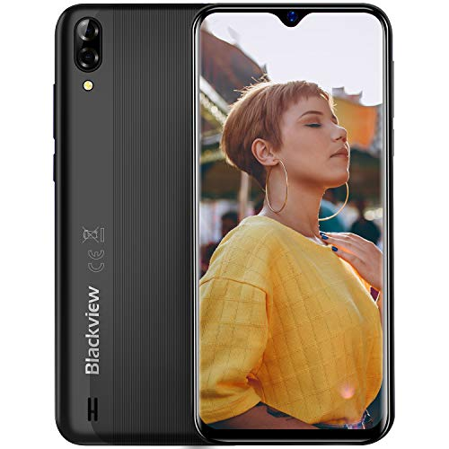 """Móvil Resistente, Blackview BV6300 Pro HDR 16MP+13MP Helio P70 Octa-Core, 6GB+128GB Teléfono Móvil Robusto 5.7"""" HD+ 4G Android 10 IP68 Impermeable Smartphone NFC/Face ID/GPS"""