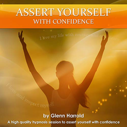 Assert Yourself with Confidence audiobook cover art