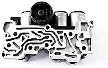 labwork-parts Solenoid Block Pack Updated FIT for Ford 5R55S 5R55W Explorer Mountaineer 02 UP