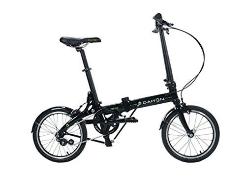 Dahon Jifo Uno Obsidian Folding Bike Bicycle
