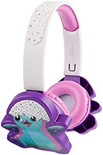 Hatchimals Kids Safe Over The Ear Headphones HP2-13706 | Kids Headphones, Volume Limiter for Developing Ears, 3.5MM Stereo...