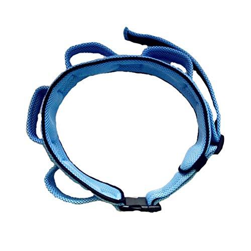 SUPVOX Cinturon de Transferencia Cinturón Médico de Enfermería Cinturón se Seguridad para Mayores