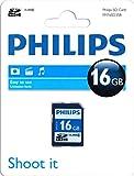 Philips SD C4 - Tarjeta de Memoria SDHC de 16 GB