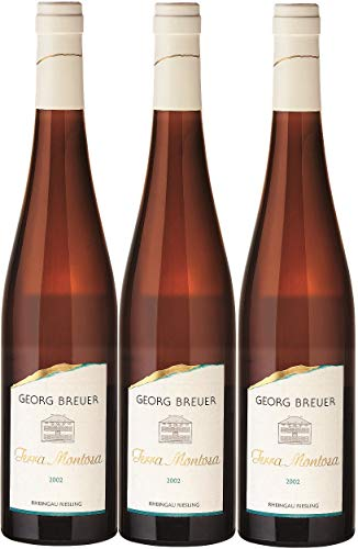 Weingut Georg Breuer Terra Montosa Riesling 2014/2016 Trocken (3 x 0.75 l)