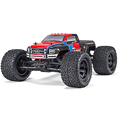 ARRMA GRANITE VOLTAGE MEGA 2WD Electric RC RTR