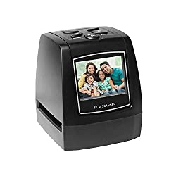 Walmeck-1 Protable Negative Film Scanner 35Mm 135Mm Slide Film Converter Photo Digital Image Viewer with 2.4