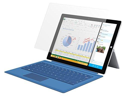dipos I 3X Schutzfolie matt kompatibel mit Microsoft Surface Pro 3 Folie Bildschirmschutzfolie