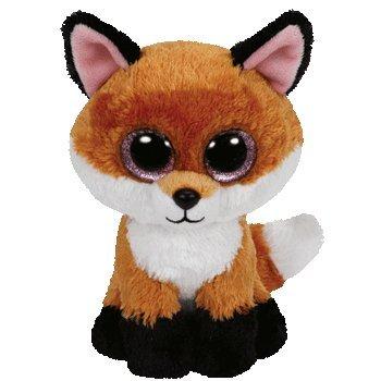 Slick the Brown Fox Beanie Boo