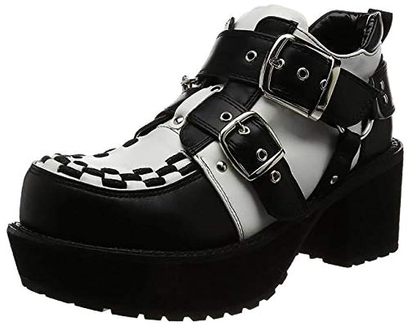 YOSUKE USA 통굽 남성 신발 코스프레 라이브