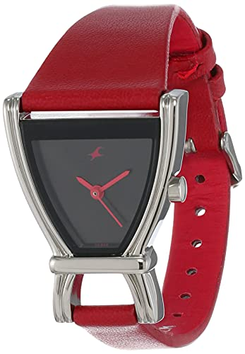 Fastrack Fits & Forms Analog Black Dial Women's Watch