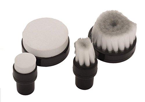Bürsten-Set 1 schwarz für Weelko Bürstenschleifgerät F-315A / F-830
