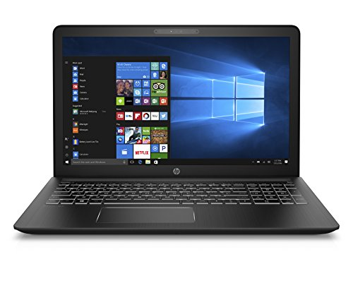 HP Onyx Blizzard Ci5 15-cb035wm 15.6' Full HD Gaming Laptop, Intel Core i5-7300HQ Processor, AMD Radeon RX 550 Graphics, 12GB Memory, 1TB Hard Drive, Backlit Keyboard Windows 10 Home
