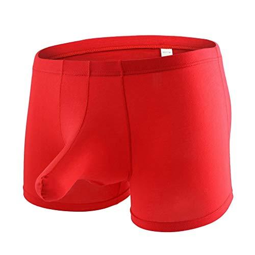 M-2XL Elefanten Nase Boxershorts Herren Underpants Männer Unterhose Unterwäsche Briefs Underwear Panties Unterhosen Retroshorts CICIYONER