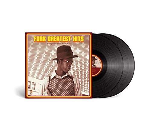 Funk Greatest Hits [Vinyl LP]