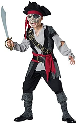 InCharacter Costumes Zombie Pirate Costume, One Farbe, Größe 16 by InCharacter
