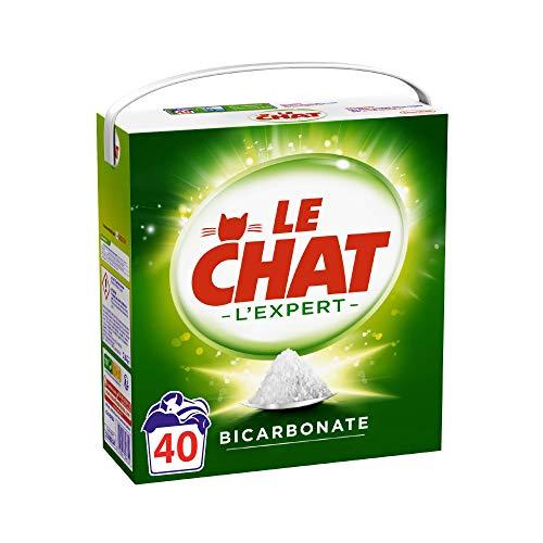 Le Chat LExpert – waspoeder met bicarbonaat – 40 wasbeurten
