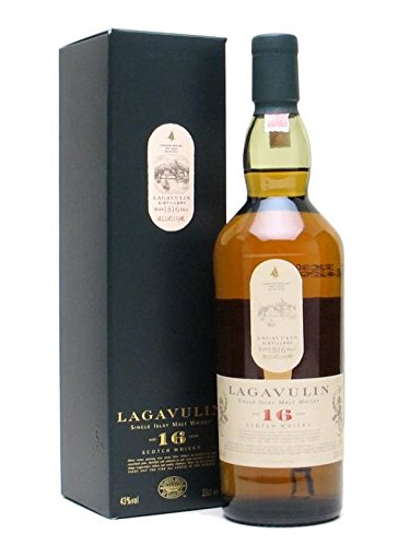 Lagavulin Islay Single Malt Scotch Whisky 16 Y.O.