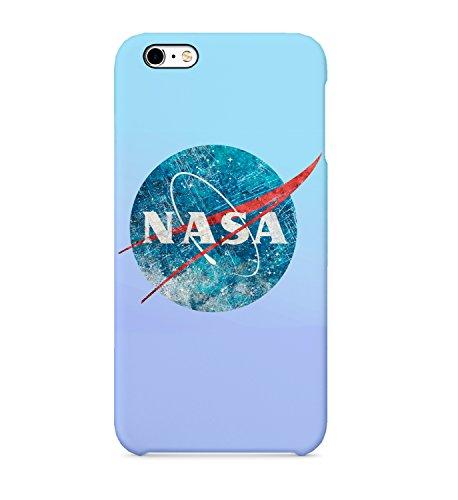 NASA Space - Carcasa de plástico rígido 3D para iPhone 6 7 8 X Plus Samsung Galaxy Huawei