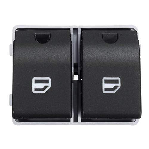 WZhen Interruptor De Control Del Elevaobeses Eléctrico Para Vw Polo 9N Seat Ibiza Cordoba 6Q0 959 858