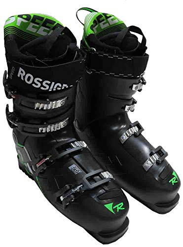NEW ROSSIGNOL ロシニョール スキーブーツ SPEED 80/BLACK/GREEN (25.0cm)