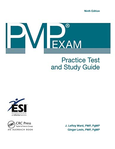 PMP Exam Practice Test and Study Guide, Ninth Edition