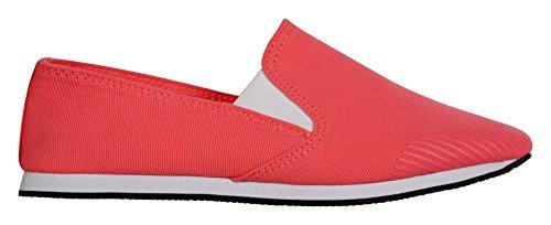 Luhta Jessi, Zapatillas Slip-On Mujer, Rosa (Light Pink), 42 Eu