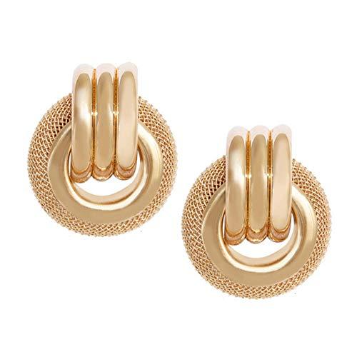 Earrings Round Geometric Earrings For Women Hanging Dangle Earrings Drop Earring Modern Jewelry