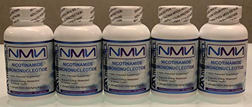 Maac10-NMN 30 caps,125mg 5 Bottles Nicotinamide Mononucleotide Fast Shipping from EU Warehouse with GLS