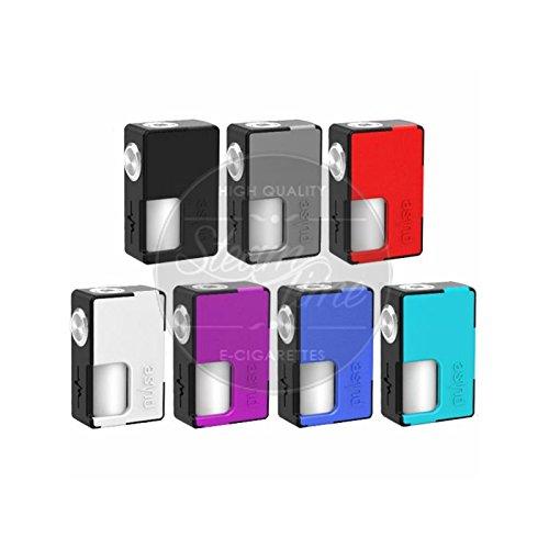 VandyVape Pulse BF Squonk Box Mod Akkuträger Farbe Blue