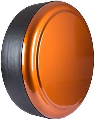 Boomerang Color-Matched Rigid Tire Cover Long Beach Mall Popular brand in the world Face B Vinyl Plastic
