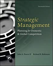 Best strategic management planning for domestic and global competition Reviews