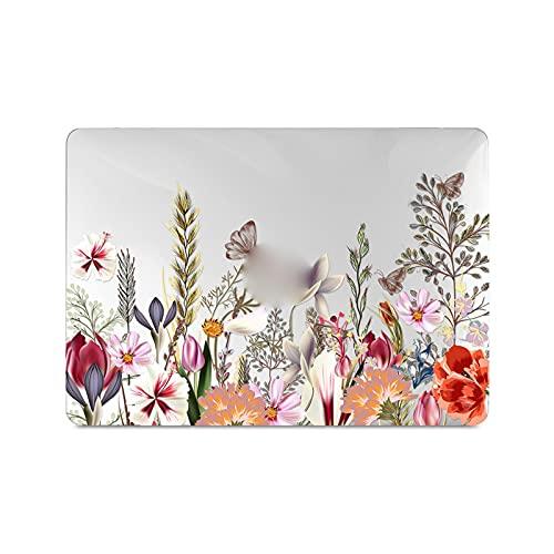 Funda para MacBook Air Pro Retina 11 12 13.3 pulgadas nuevo Mac Book 13 15 16 Touch Bar/Touch ID 2020 A2289 A2337 A2159 A2338 M1-X114-Modelo A1708