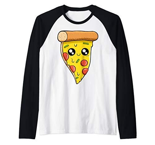 Kawaii Pizza, italienisches Essen, Käseteigwaren Raglan