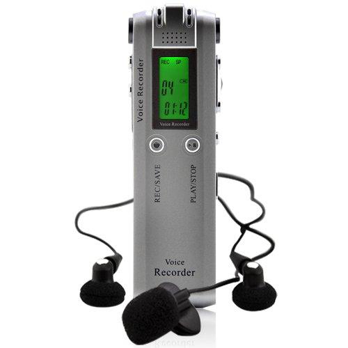 Shopinnov–Registratore Audio numerico 4GB