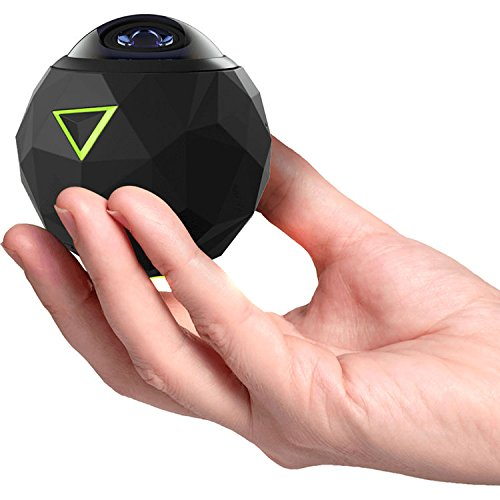 360fly 360° 4K VR Capable Action Video Camera