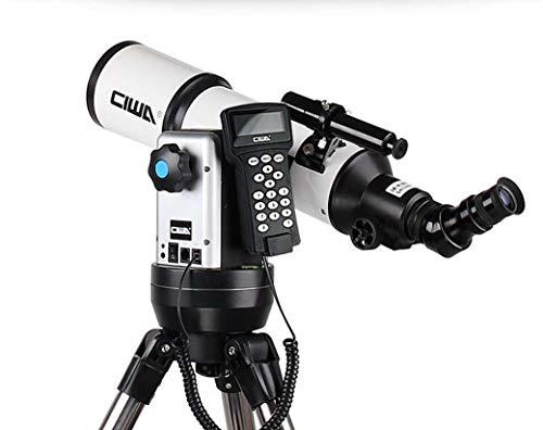 ZTYD Telescopio astronómico, telescopio reflexivo, monocular, búsqueda de Estrellas, HD, Espacio Profundo, telescopio de Gran magnitud, Entrada para Estudiantes