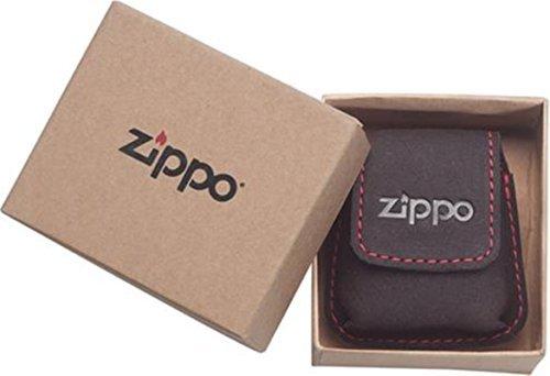 Zippo heren aanstekertas portemonnee, bruin (mokka), 2x7.5x6.2 cm
