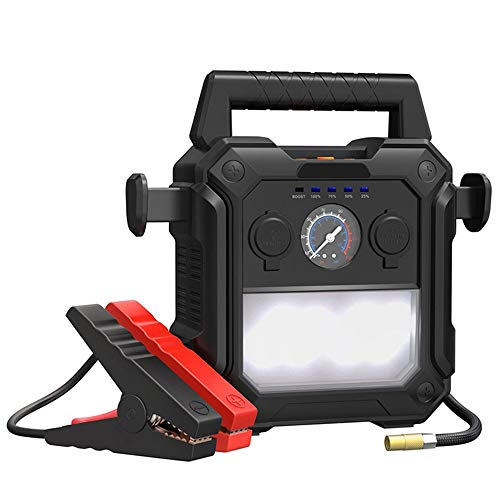 Why Should You Buy ZQYR JUMPSTARTER# Car Emergency Jump Starter (up to 10.0L Gasoline, 8.0L Diesel E...