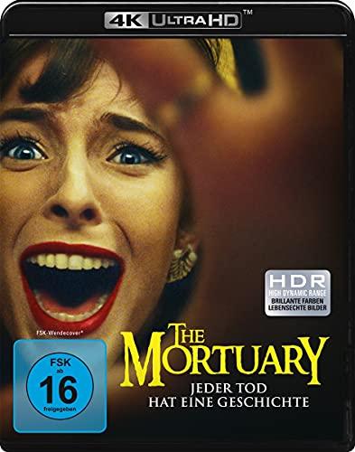 The Mortuary (4K Ultra HD/UHD) [Blu-ray]