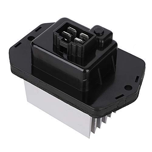 HVAC Blower Motor Resistor - Compatible with Honda Acura Vehicles - Accord, Civic, CR-V, ELEMENT, RDX, TSX - Replaces 79330-S5A-942, 79330-SNA-A01, 79330-SDA-A01